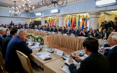 1st Meeting of the Speakers of Eurasian Countries' Parliaments