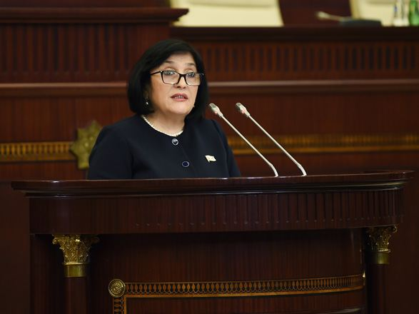 [Mar 11] Azerbaijan Parliament elects first female speaker