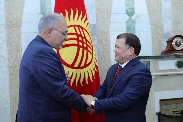 [Mar 13] Kyrgyzstan and Iran show sign of cooperation amidst COVID-19 outbreak