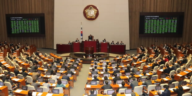 [Mar 18] ROK National Assembly passes a revised supplementary budget bill in reaction to COVID-19