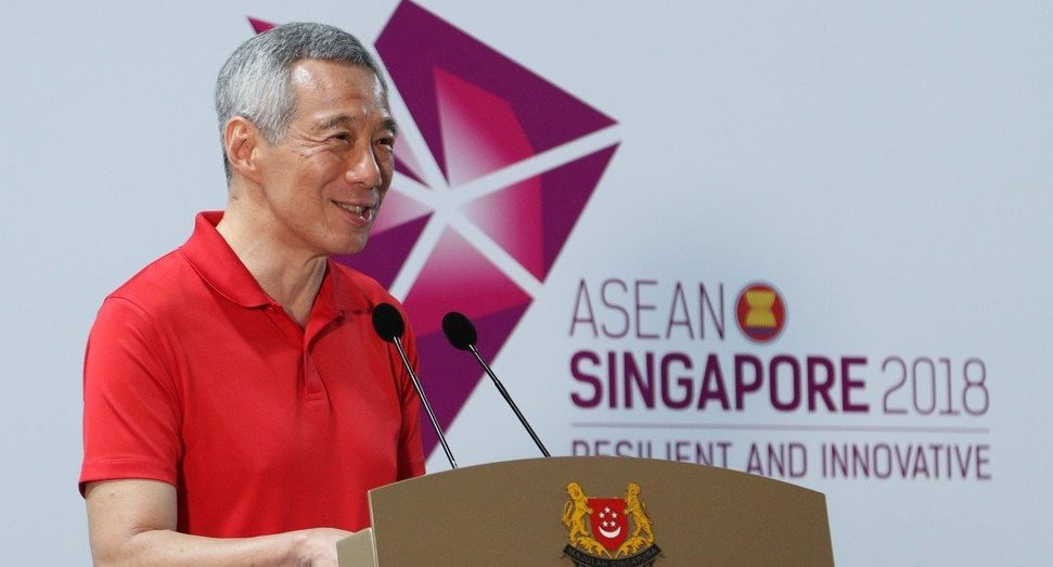 """Resilience"" and ""Innovation"" under Singapore's ASEAN chairmanship 2018"