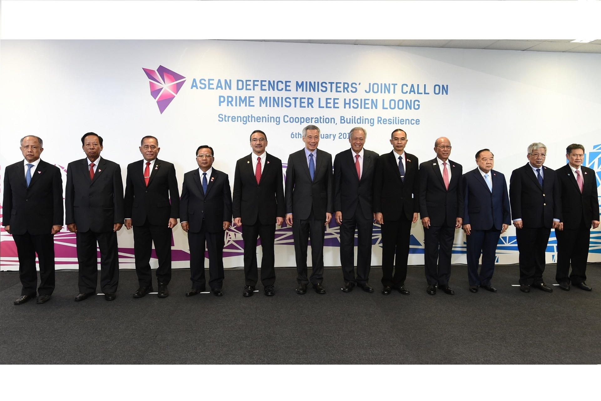 Defense-security cooperation among ASEAN nations in 2018