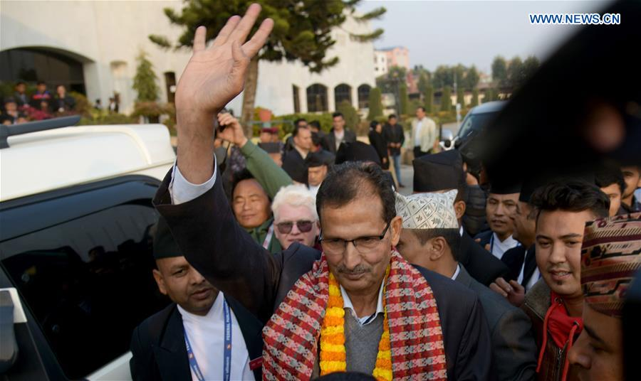 [Jan 30] Nepal gets new prime minister