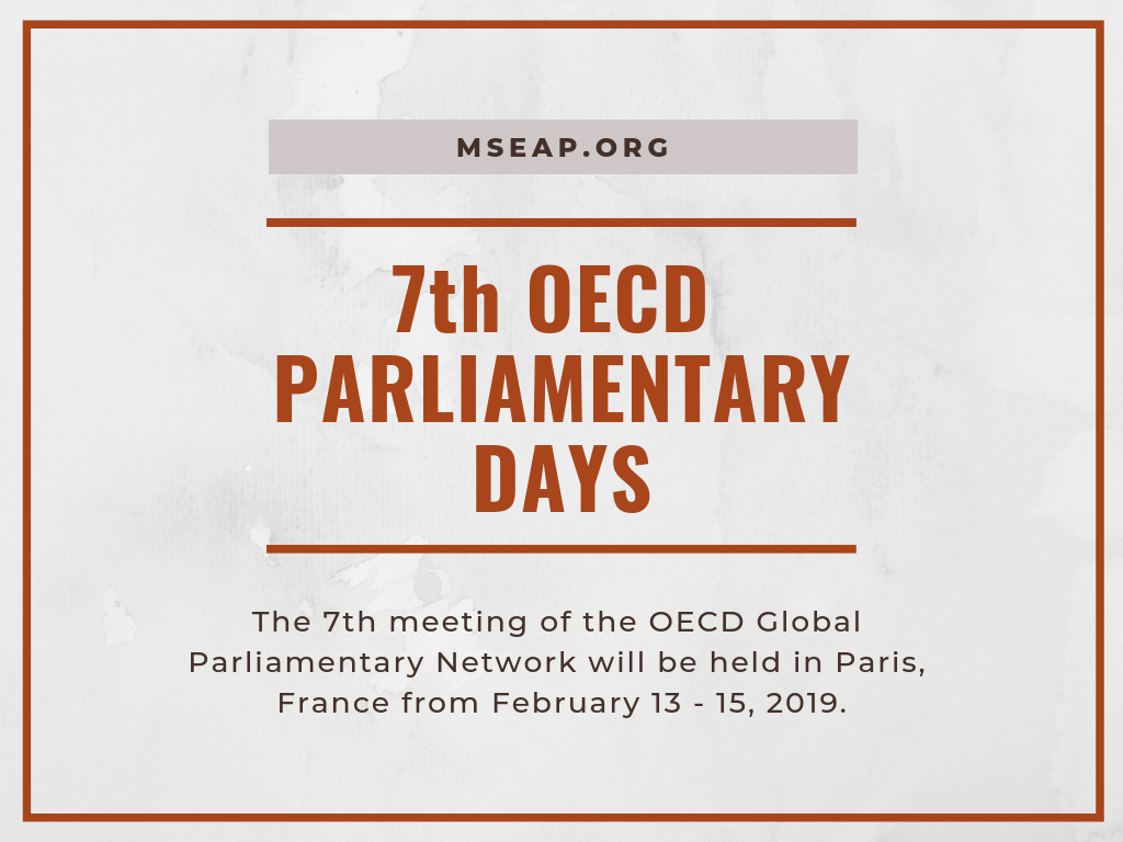 7th OECD Parliamentary Days