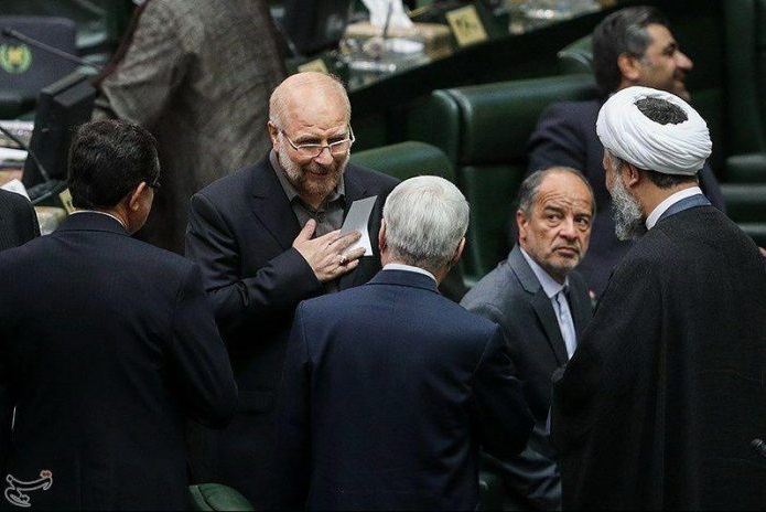 [May 28] Iran gets new Speaker