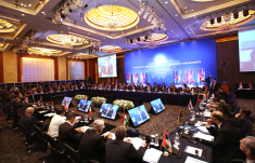 2nd Meeting of the Speakers of Eurasian Countries' Parliaments