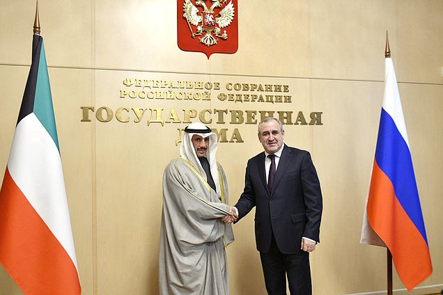 [Apr 26] Kuwaiti Speaker meets Deputy Chairman of Russian State Duma, Pakistani PM meets Iranian President, Kazakh Nur Otan Party nominates interim president for candidate in next election