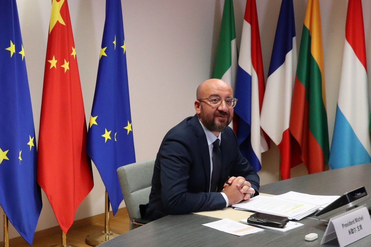 [June 23] The European Union and China holds their 22nd bilateral Summit via video conference