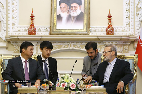 [July 31] China-Iran agrees to strengthen cooperation