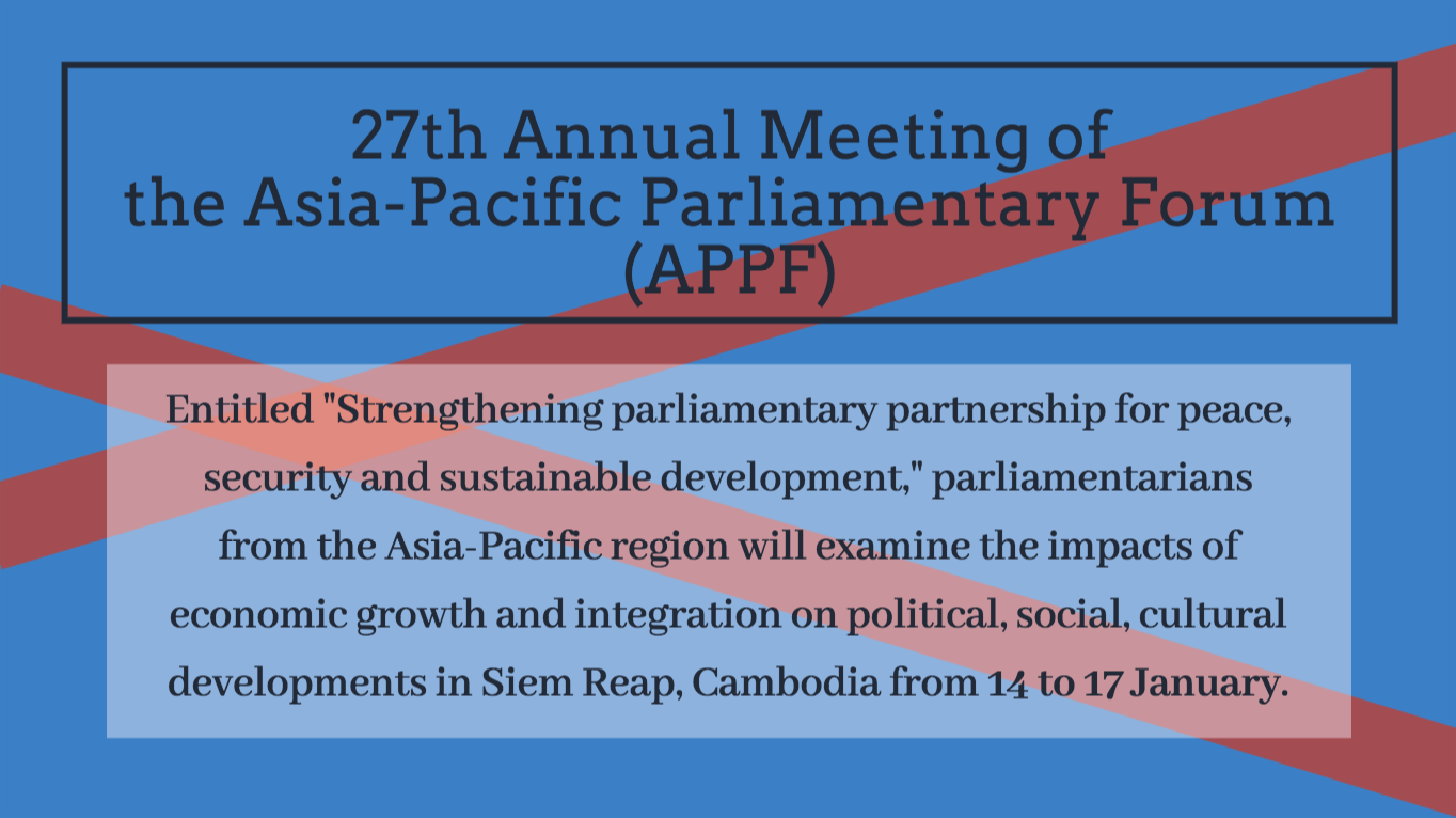 27th Annual Meeting of APPF