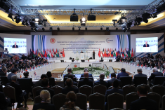 3rd Meeting of the Speakers of Eurasian Countries' Parliaments