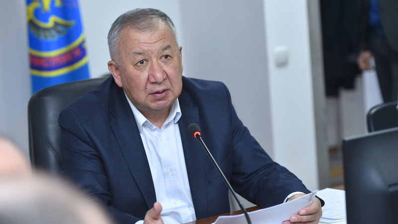 [June 18] Kyrgyzstan gets new prime minister